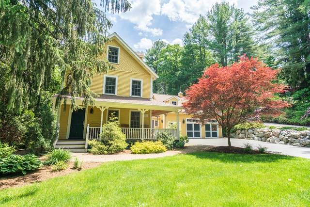181 Merriam St, Weston, MA 02493 (MLS #72843522) :: Dot Collection at Access
