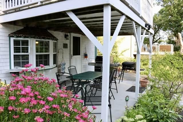 170-1/2 Granite St #1, Rockport, MA 01966 (MLS #72843532) :: Maloney Properties Real Estate Brokerage