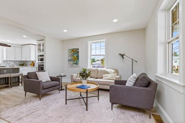 81 Hawthorn St #81, Newton, MA 02458 (MLS #72843546) :: EXIT Cape Realty