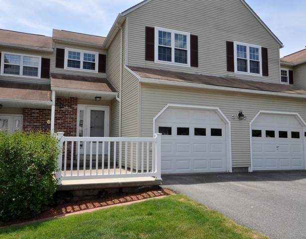 46 Chapman Place #46, Leominster, MA 01453 (MLS #72843585) :: The Duffy Home Selling Team