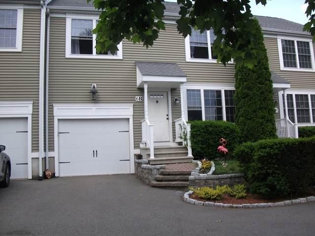 6 Ives Street B, Blackstone, MA 01504 (MLS #72843670) :: revolv