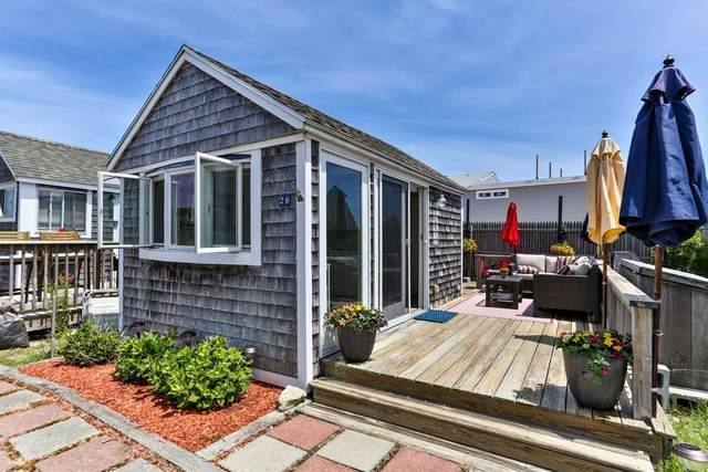 963 Commercial Street Unit 26, Provincetown, MA 02657 (MLS #72843691) :: The Smart Home Buying Team