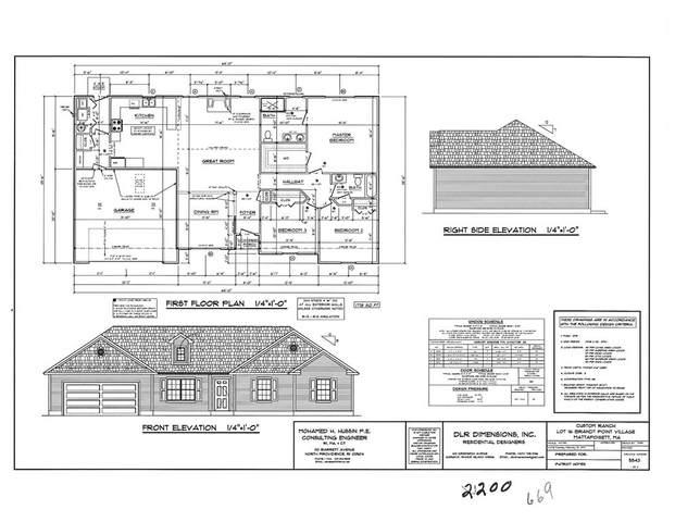 LOT 16 Nantucket Drive, Mattapoisett, MA 02739 (MLS #72843708) :: Home And Key Real Estate
