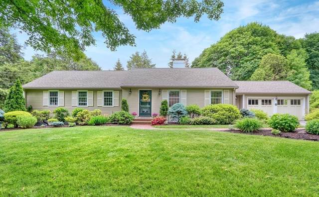 14 Taft Drive, Winchester, MA 01890 (MLS #72843721) :: EXIT Cape Realty