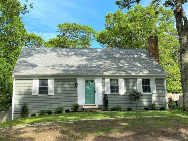 52 Indian Trl, Barnstable, MA 02632 (MLS #72843745) :: The Ponte Group