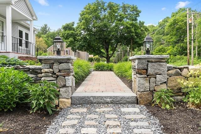 150 Lincoln Street, Hudson, MA 01749 (MLS #72843775) :: The Duffy Home Selling Team