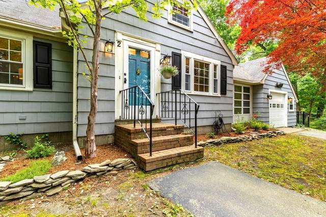 2 Stonehouse Hill Rd, Easton, MA 02356 (MLS #72843776) :: Spectrum Real Estate Consultants