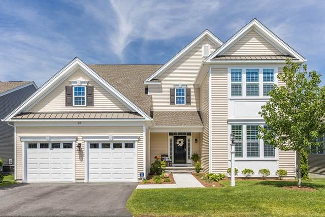 25 Snapping Bow, Plymouth, MA 02360 (MLS #72843831) :: East Group, Engel & Völkers