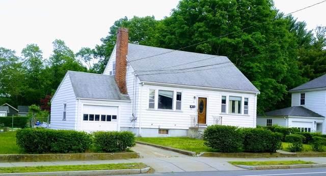 82 Lexington St, Newton, MA 02466 (MLS #72844073) :: Spectrum Real Estate Consultants