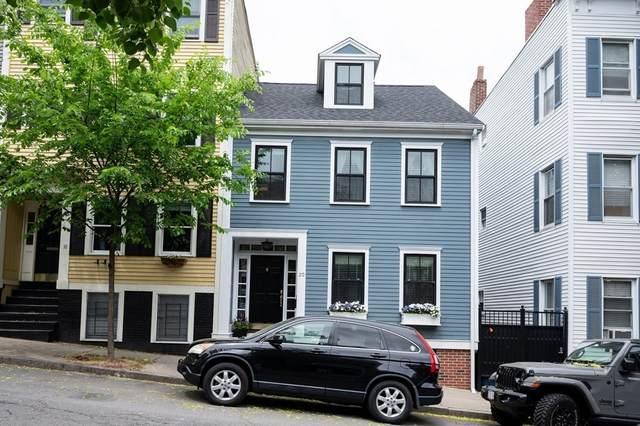 20 Concord Street #1, Boston, MA 02129 (MLS #72844184) :: Maloney Properties Real Estate Brokerage