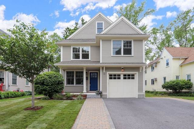 42 Knowles Road, Watertown, MA 02472 (MLS #72844498) :: Conway Cityside
