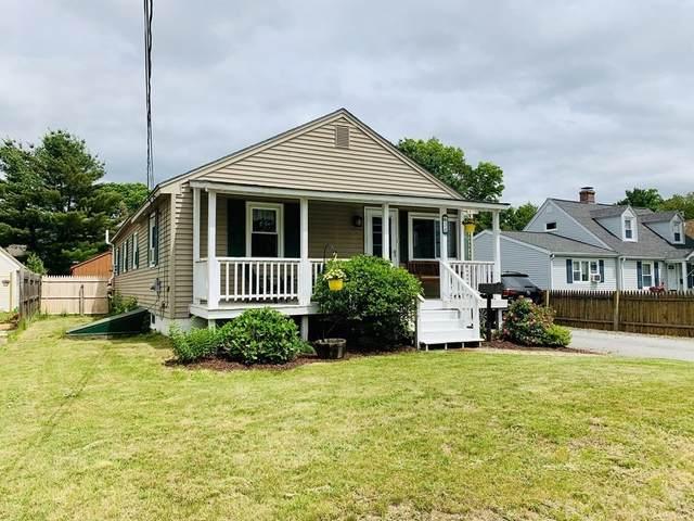 34 Edgemere Blvd, Shrewsbury, MA 01545 (MLS #72844550) :: Chart House Realtors