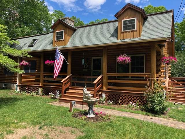 162 Tremont St, Rehoboth, MA 02769 (MLS #72844648) :: The Seyboth Team