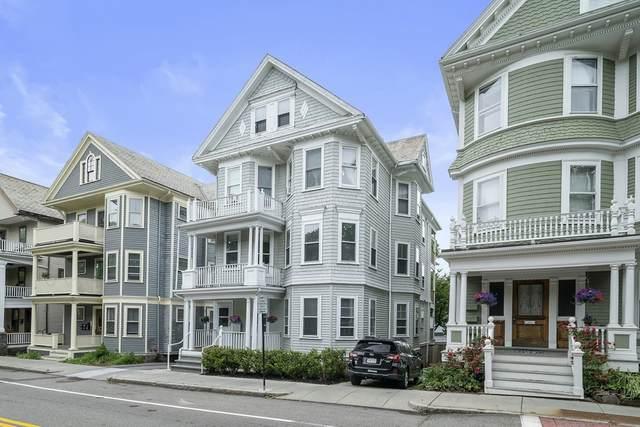 257 Walnut St #1, Brookline, MA 02445 (MLS #72844693) :: Spectrum Real Estate Consultants