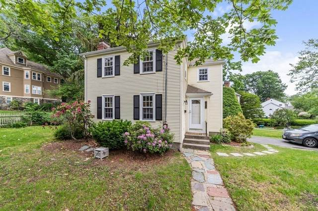 1273 Walnut St, Newton, MA 02461 (MLS #72844716) :: Dot Collection at Access
