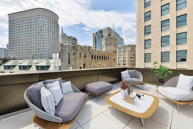 110 Arlington Street Ph, Boston, MA 02116 (MLS #72844738) :: Charlesgate Realty Group