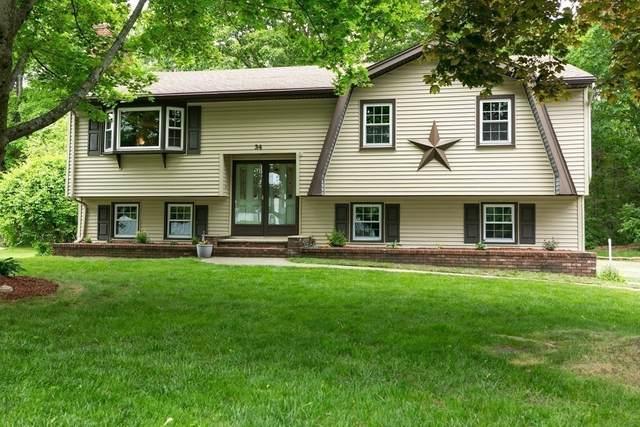 34 Heritage Rd, Sutton, MA 01590 (MLS #72844842) :: East Group, Engel & Völkers