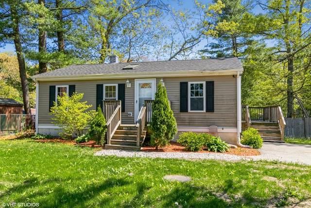 11 Beckett St, Hanson, MA 02341 (MLS #72844865) :: Kinlin Grover Real Estate