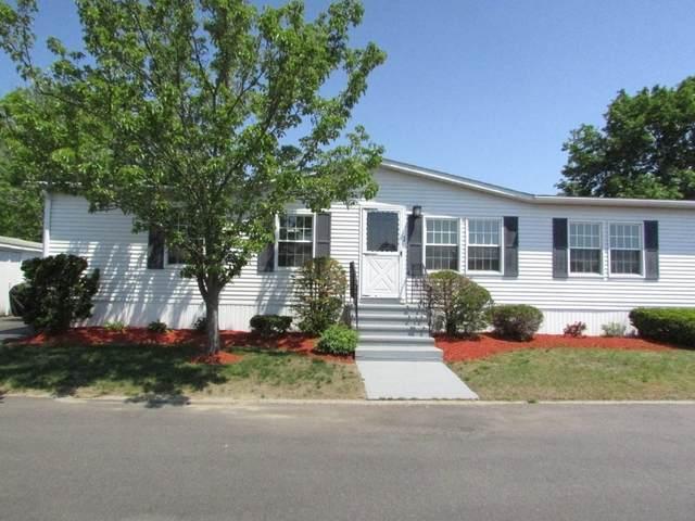 1 Camelot #196, Attleboro, MA 02703 (MLS #72844995) :: Spectrum Real Estate Consultants