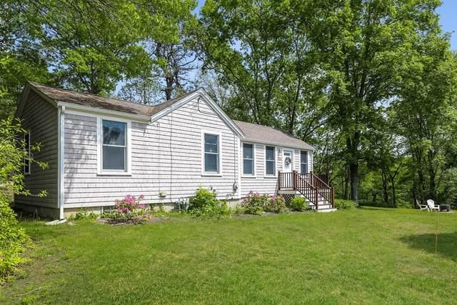529 Quaker Rd, Falmouth, MA 02556 (MLS #72845047) :: Cape Cod and Islands Beach Properties