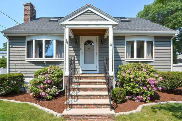 2 Montvale St, Malden, MA 02148 (MLS #72845144) :: EXIT Cape Realty