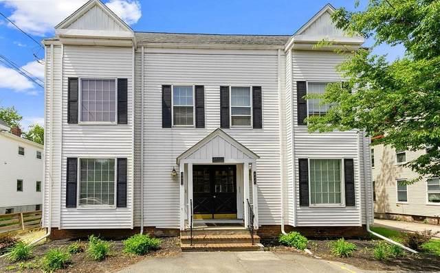 444 Main Street 444C, Haverhill, MA 01830 (MLS #72845177) :: Spectrum Real Estate Consultants