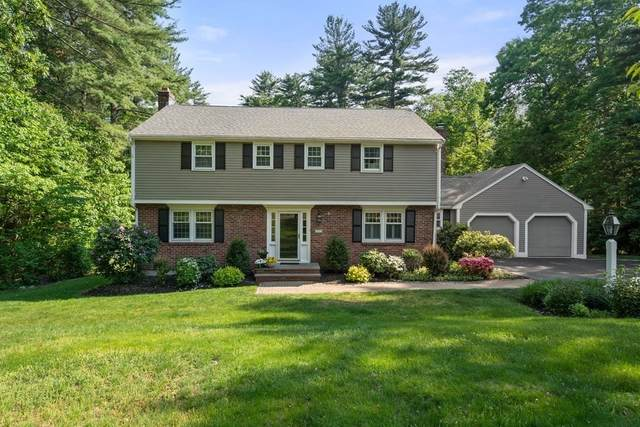 21 Indian Hill Road, Medfield, MA 02052 (MLS #72845205) :: Dot Collection at Access