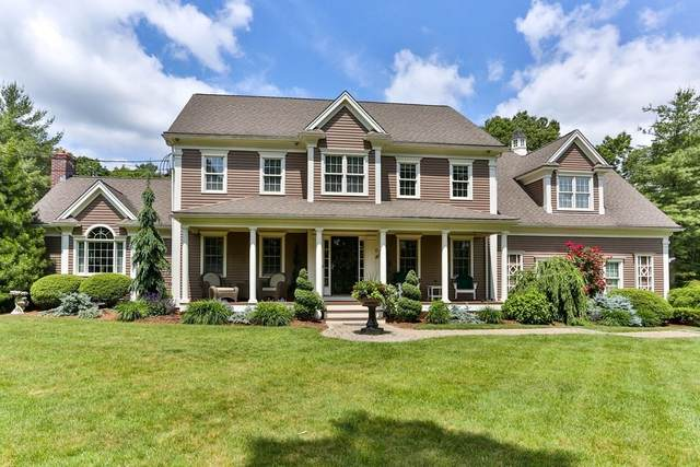 63 Ring Rd, Kingston, MA 02364 (MLS #72845283) :: The Ponte Group