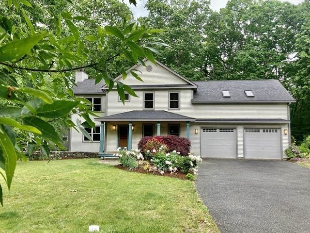 43 Ice Pond Dr, Northampton, MA 01062 (MLS #72845284) :: EXIT Realty