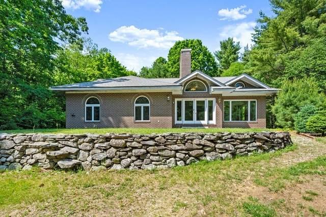 697 Lower Rd, Hardwick, MA 01031 (MLS #72845298) :: Chart House Realtors