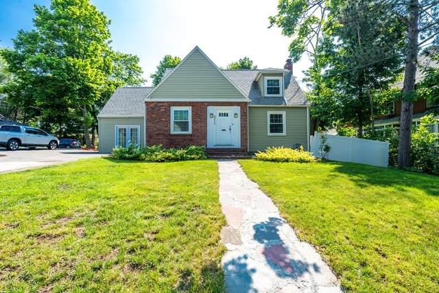 511 Prospect St, Methuen, MA 01844 (MLS #72845369) :: Spectrum Real Estate Consultants