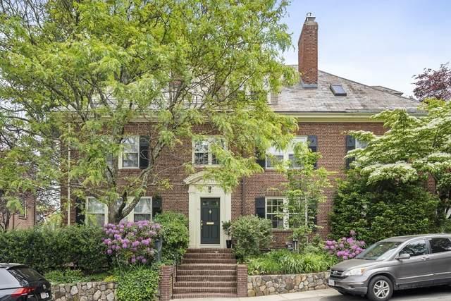 23 Coolidge Hill Rd, Cambridge, MA 02138 (MLS #72845406) :: Spectrum Real Estate Consultants