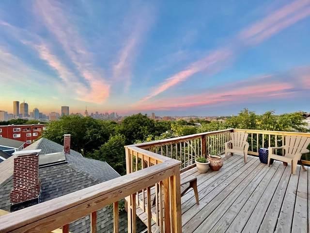 12 Millmont St. #3, Boston, MA 02119 (MLS #72845429) :: Westcott Properties