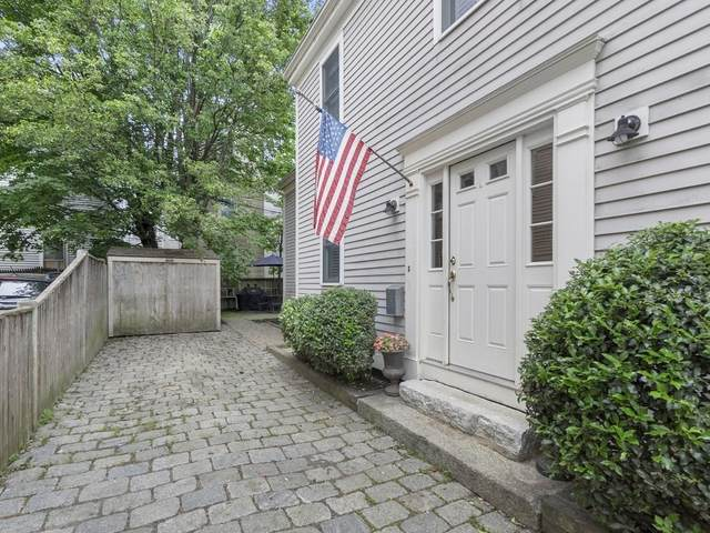 81 School Street, Boston, MA 02129 (MLS #72845461) :: Westcott Properties
