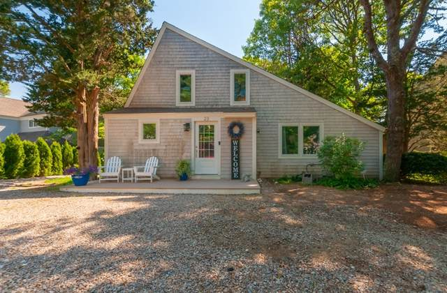 23 Sand Dollar, Mashpee, MA 02649 (MLS #72845468) :: The Duffy Home Selling Team