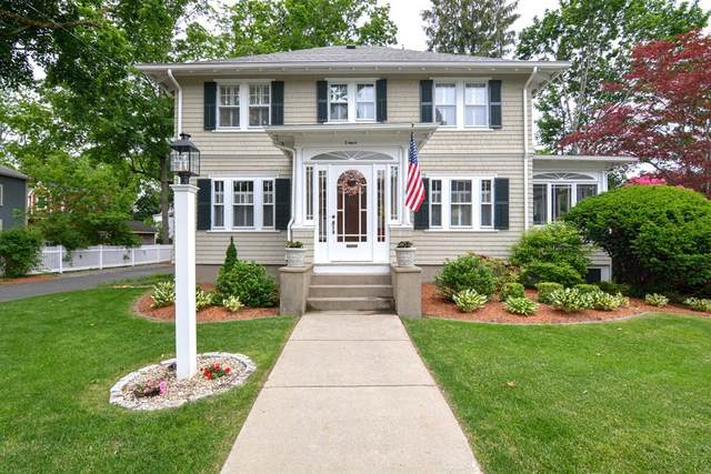 3 Cottage St, Natick, MA 01760 (MLS #72845470) :: Conway Cityside