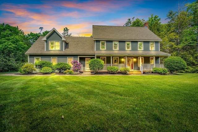 119 Sterling Rd, Princeton, MA 01541 (MLS #72845485) :: The Duffy Home Selling Team