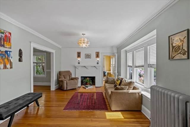 101 Hillside Rd #101, Watertown, MA 02472 (MLS #72845505) :: Chart House Realtors