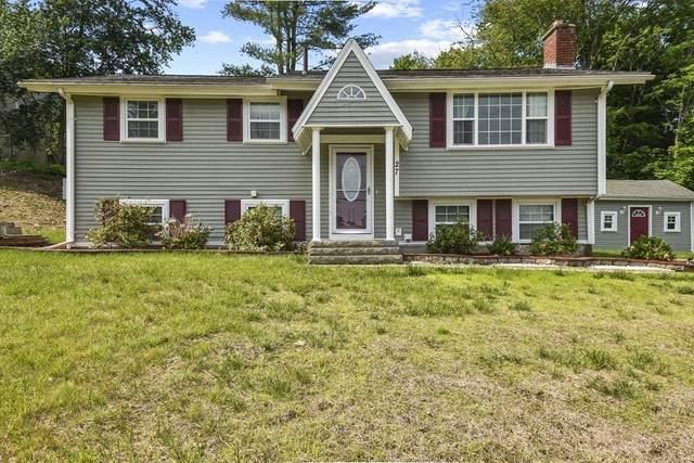 27 Ontario Drive, Hudson, MA 01749 (MLS #72845568) :: The Duffy Home Selling Team