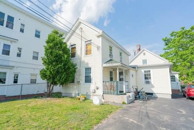 21 Morton St, Lawrence, MA 01841 (MLS #72845581) :: Spectrum Real Estate Consultants