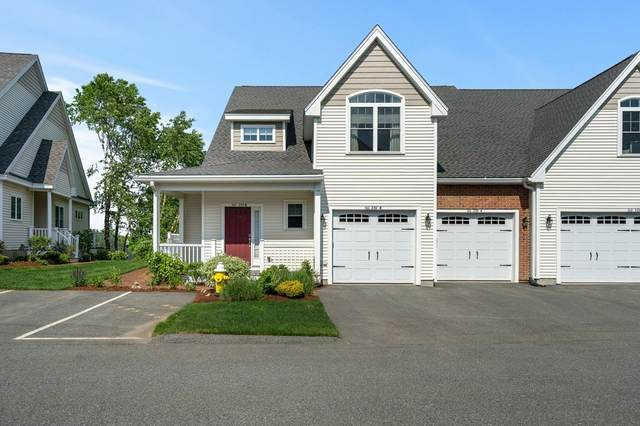 100 Kirkbride Drive 239B, Danvers, MA 01923 (MLS #72845866) :: Dot Collection at Access