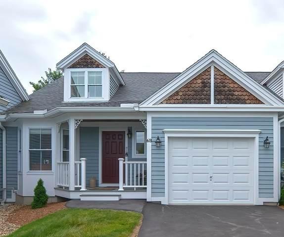 6 Autumn Dr B, Hudson, MA 01749 (MLS #72845899) :: The Duffy Home Selling Team