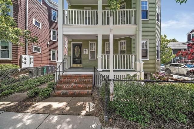 414 Walden Street #1, Cambridge, MA 02138 (MLS #72845931) :: Spectrum Real Estate Consultants