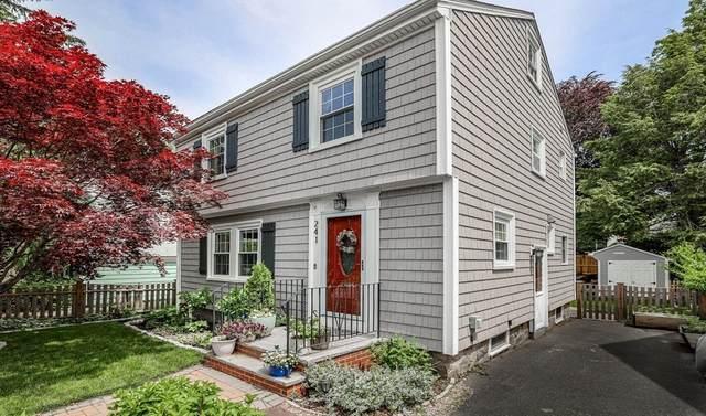 241 Maple Street, Boston, MA 02132 (MLS #72845934) :: Westcott Properties