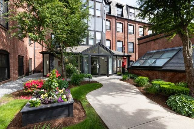 21 Linden Street #118, Quincy, MA 02170 (MLS #72845937) :: Boylston Realty Group