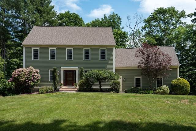 13 Stockwell Ln, Southborough, MA 01772 (MLS #72845942) :: Conway Cityside