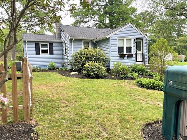 33 Nickerson, Plymouth, MA 02360 (MLS #72845955) :: EXIT Cape Realty