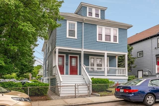 61-63 Philbrick Street #2, Boston, MA 02131 (MLS #72845956) :: EXIT Cape Realty