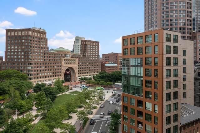 110 Broad Street #403, Boston, MA 02110 (MLS #72845957) :: Boylston Realty Group