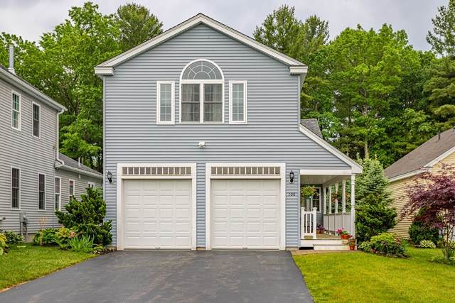 108 Tea Party Cir #108, Holden, MA 01520 (MLS #72845970) :: The Duffy Home Selling Team